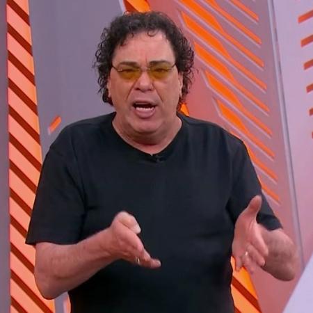 Casagrande lamenta 500 mil mortes por covid e critica governo por demora em compra de vacinas - Reprodução/TV Globo