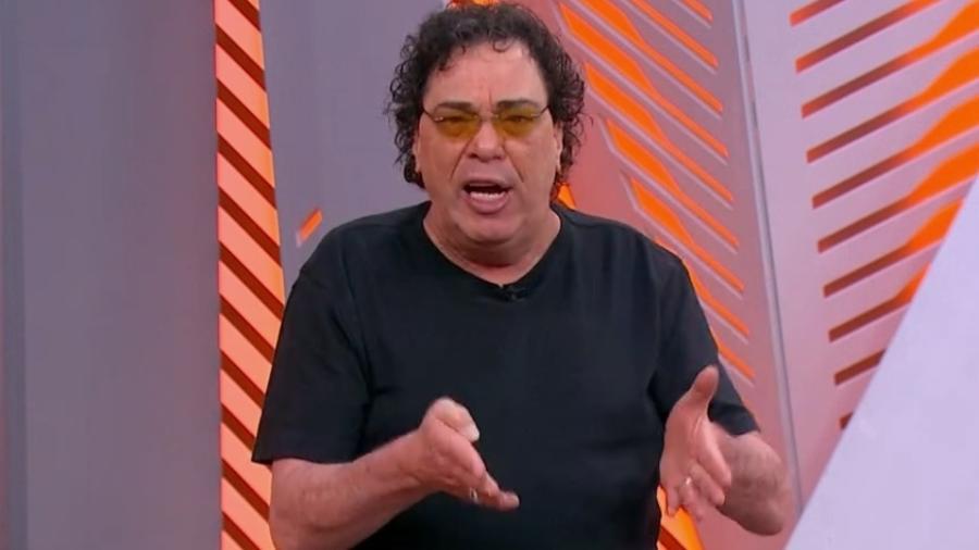 Comentarista do Grupo Globo escreveu uma série de críticas ao jogador da seleção brasileira em sua coluna - Reprodução/TV Globo