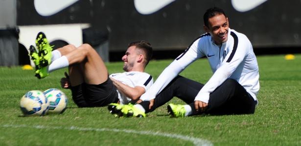 Dupla encerra o contrato com o Santos no fim da próxima temporada