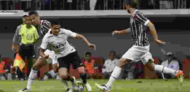 Ex-Corinthians, Luciano vai vestir Tricolor a partir de agora - Maílson Santana/Fluminense FC