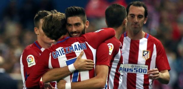 Atlético de Madri, segundo Zidane, está melhor a cada ano - Sergio Perez/Reuters