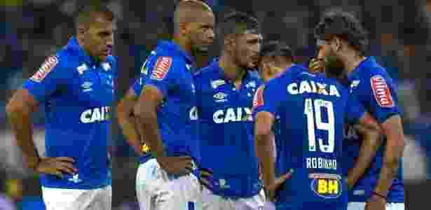 Contra o Grêmio, Cruzeiro joga suas últimas fichas para tentar terminar o ano com um título - Washington Alves/Light Press/Cruzeiro