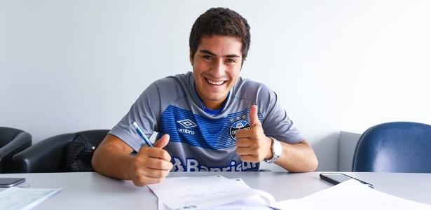 Empréstimo com opção de compra é uma das estratégias do Grêmio no mercado