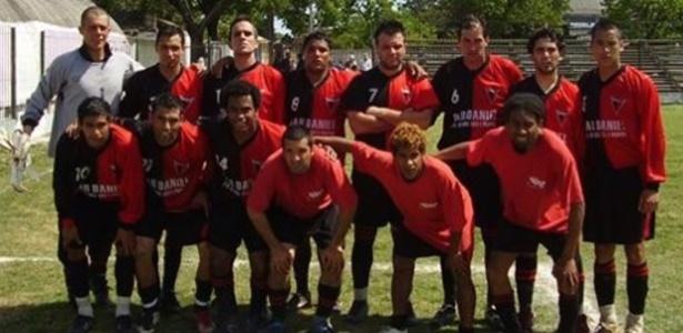 Time do Alto Perú joga na terceira divisão uruguaia