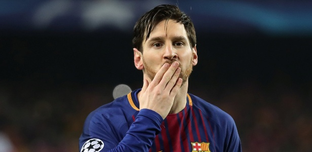 Barcelona, de Messi, fechou o grupo dos classificados ao bater o Chelsea por 3 a 0