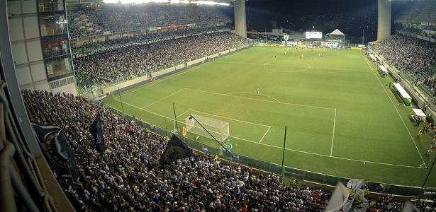 Atlético-MG optou por mandar o primeiro jogo da decisão no Horto - Pedro Souza/Clube Atlético Mineiro