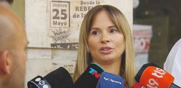 Soledad Garibaldi investiga rede de pedófilos que agitou futebol de base argentino - Reprodução