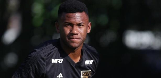 Luan tem apenas 19 e tem sido convocado para a seleção brasileira sub-20 - Rubens Chiri/saopaulofc.net
