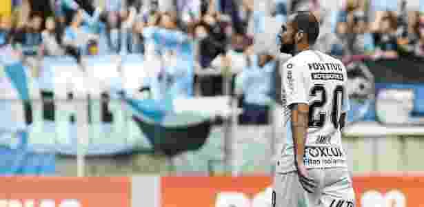 Corinthians renova patrocínio nas costas da camisa com marca de eletrônicos 9ffa95bdb6a1e