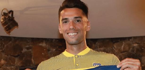 Emmanuel Mas é sonho antigo do Grêmio, mas tem contrato longo com o Boca Juniors