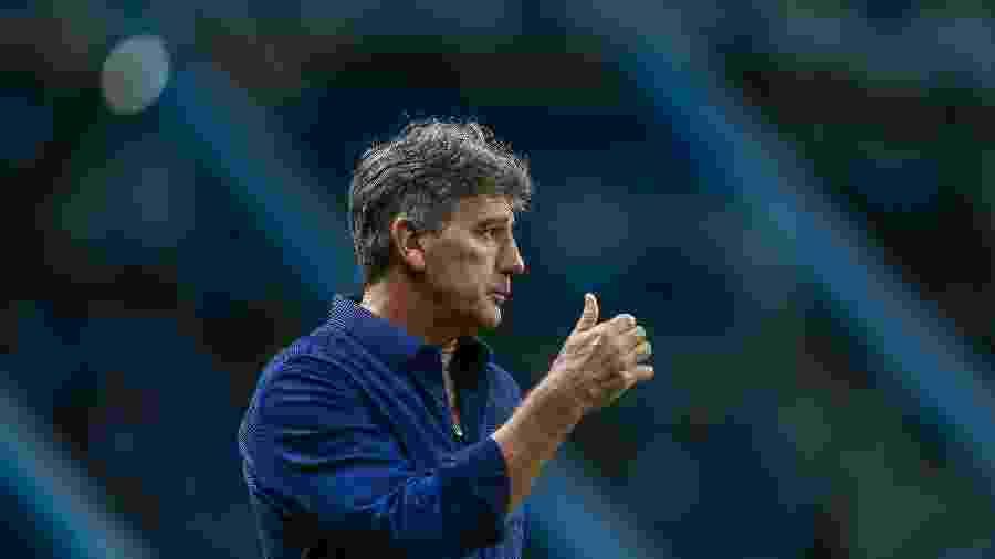 Grêmio venceu apenas dois dos últimos oito jogos que disputou e estreia na Copa do Brasil sob pressão - Lucas Uebel/Grêmio