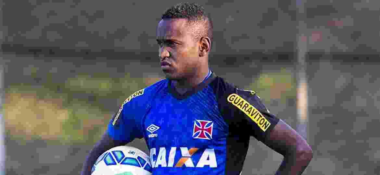 Atacante Yago atuou no Vasco até 2016 - Paulo Fernandes/Vasco.com.br