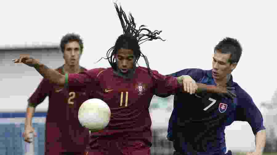 Fabio Paim, ex-companheiro de Cristiano Ronaldo no Sporting - CityFiles/Getty Images