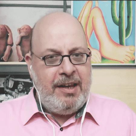 Vítor Birner, comentarista dos canais ESPN - Reprodução/ESPN Brasil