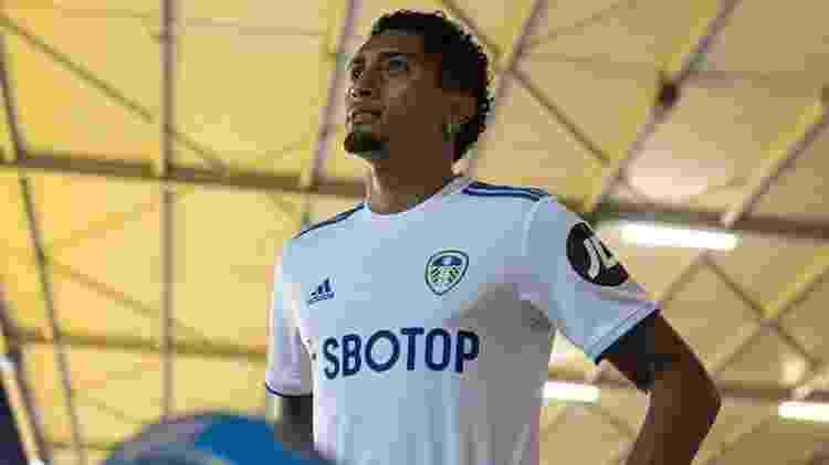 Brasileiro Raphinha, revelado pelo Avaí, foi contratado pelo Leeds United - Divulgação - Divulgação