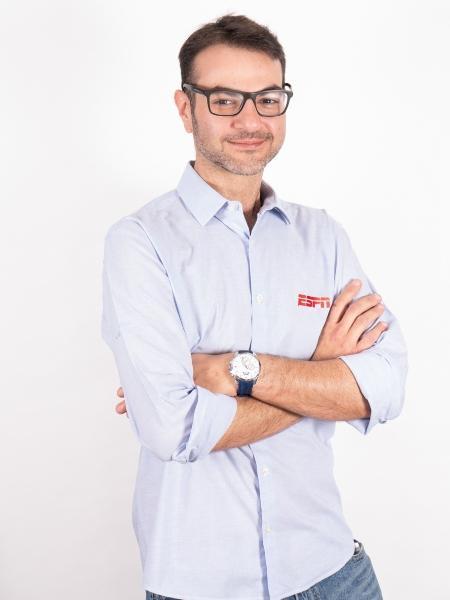 Ari Aguiar, narrador da ESPN e do Fox Sports, é convidado do Futebol Muleke na Twitch e no TikTok - Divulgação/Disney