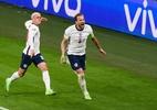 Inglaterra x Dinamarca: veja os destaques da semifinal da Eurocopa - DeFodi Images via Getty Images