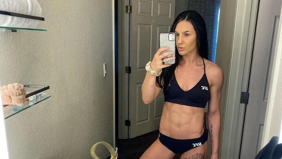Cheyanne Buys, lutadora de MMA - Instagram