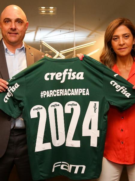 Leila está cada vez mais perto de assumir cargo que é de Galiotte - Fabio Menotti