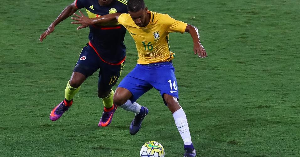 Jorge foi convocado duas vezes para a seleção brasileira principal