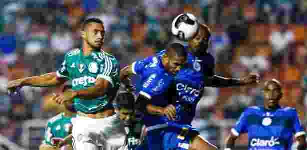 Vitor Hugo é titular absoluto desde o começo da temporada 2015 - Marcello Zambrana/AGIF