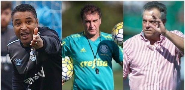 Roger e Abel são os favoritos para assumir o Fluminense, mas até Cuca aparece na lista de desejos