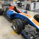 Falida, Manor coloca carros e equipamentos de F-1 à venda em leilão