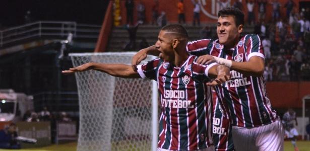 Fluminense voltou a atuar em Edson Passos na última segunda-feira