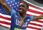 Beijo que causou doping em velocista americano faz polêmica antiga renascer