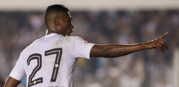 Camisa 27 desfalca o Santos contra a Chapecoense por conta de suspensão