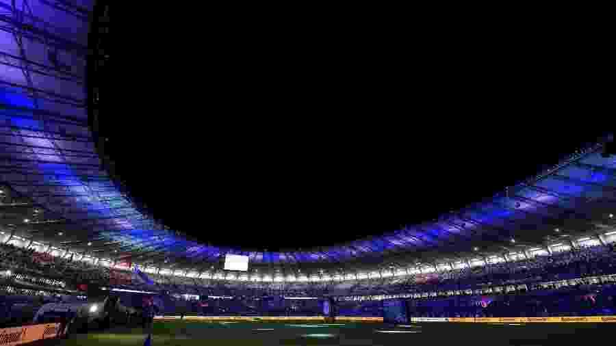 Cruzeiro assinou com a Minas Arena em 2013, mas relação anda cada vez pior com a gestora do Mineirão - Cristiane Mattos/Light Press/Cruzeiro