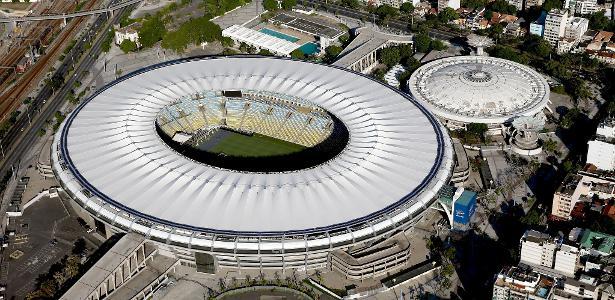 Maracanã volta a receber futebol domingo que vem