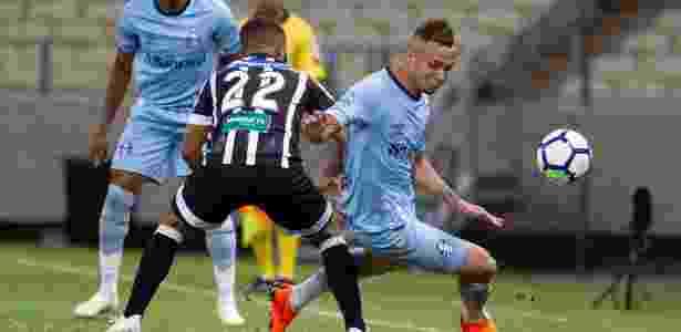 Meia-atacante tem mesmo número de gols e assistências que Luan neste ano - Stephan Eilert/AGIF