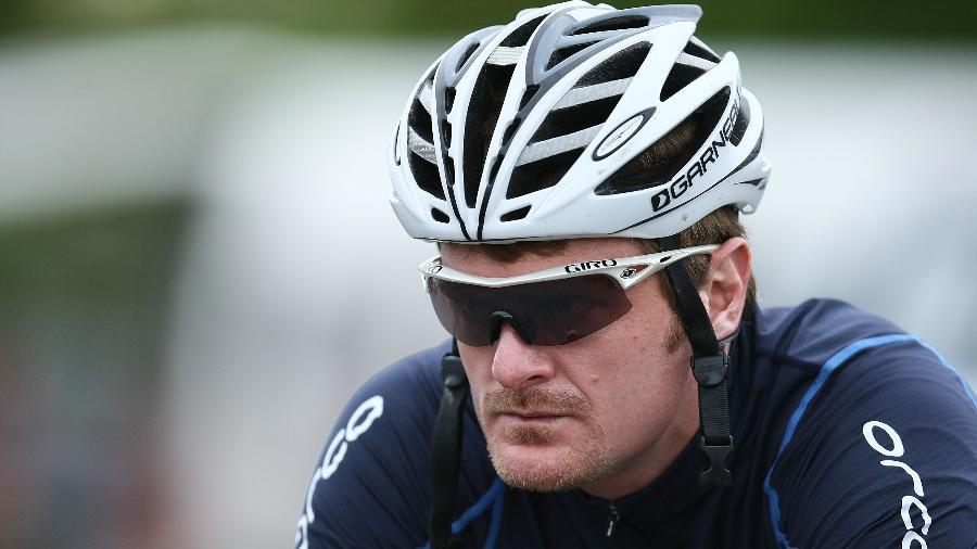O ex-ciclista norte-americano Floyd Landis - Teaukura Moetaua/Getty Images