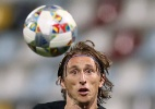Croácia e Inglaterra empatam em reedição de semifinal; Bélgica bate a Suíça - AFP