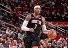 Rockets anunciam saída de Carmelo Anthony após passagem apagada