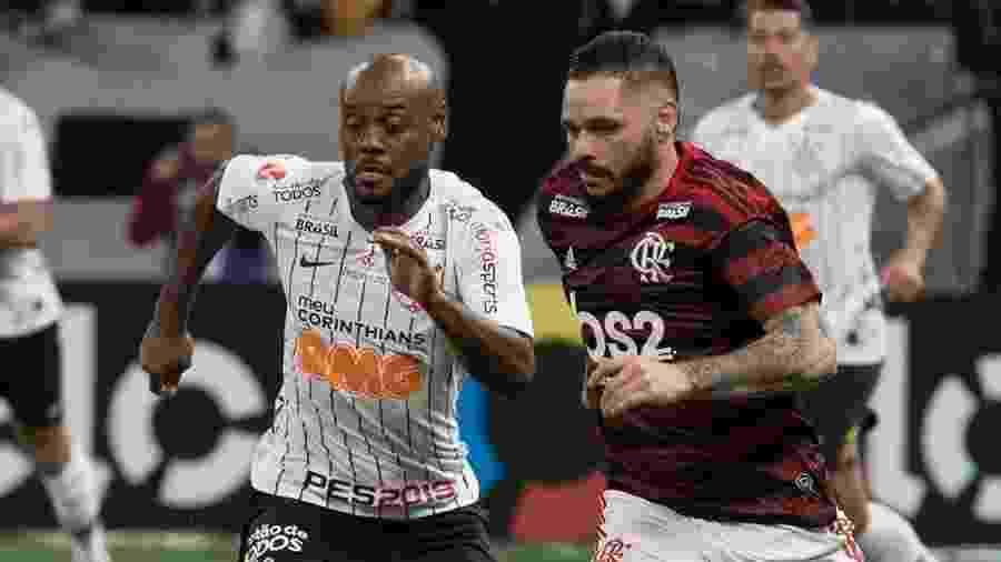 Corinthians e Flamengo medem forças três vezes e por três torneios diferentes - Daniel Augusto Jr/Ag. Corinthians