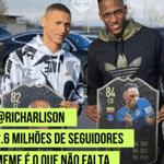 Top 10 Futebol Muleke - Os jogadores que você precisa seguir no Instagram - Reprodução/Instagram
