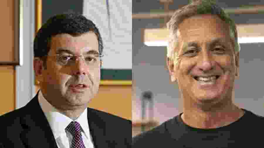 Ricardo Leyser e Marcus Vinicius Freire - FolhaPress e divulgação