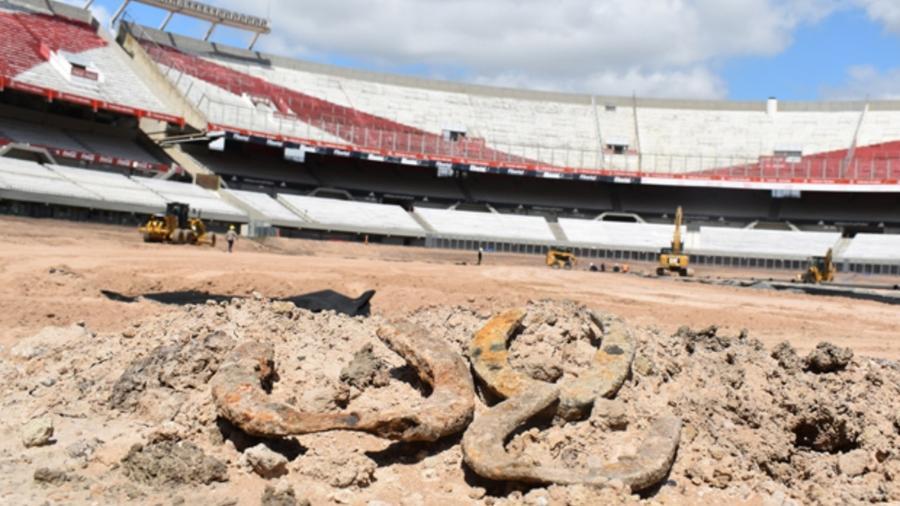 Estádio, inaugurado na década de 1930, foi construído onde ficava o antigo Hipódromo Nacional - CA River Plate/Divulgação