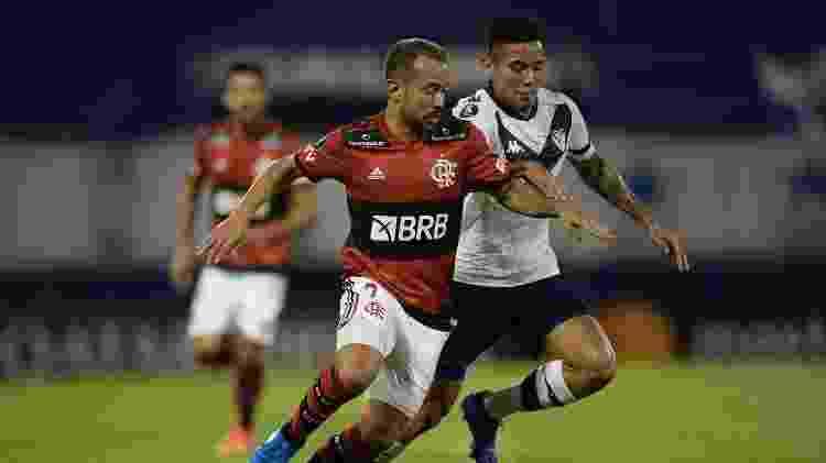 Everton Ribeiro - Juan Mabromata - Pool/Getty Images - Juan Mabromata - Pool/Getty Images
