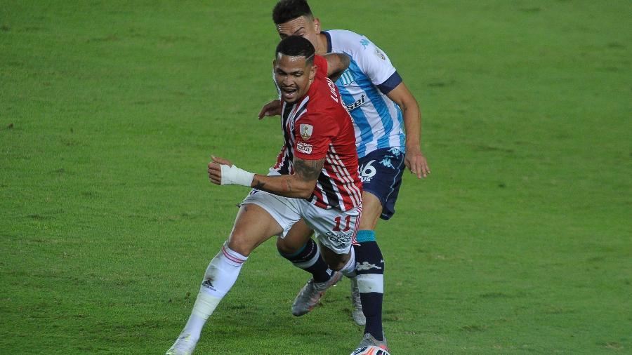 São Paulo e Racing empataram sem gols no duelo na Argentina - AGIF/AGIF