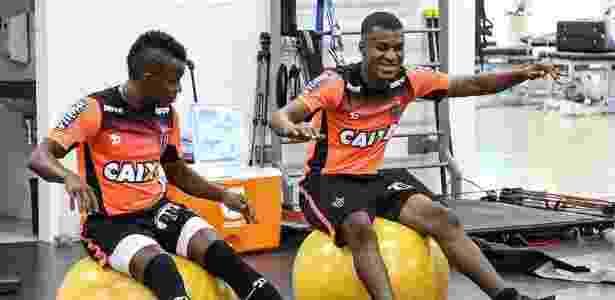 Erazo e Cazares retornam após eliminação do Equador na Copa América Centenário - Bruno Cantini/Clube Atlético Mineiro