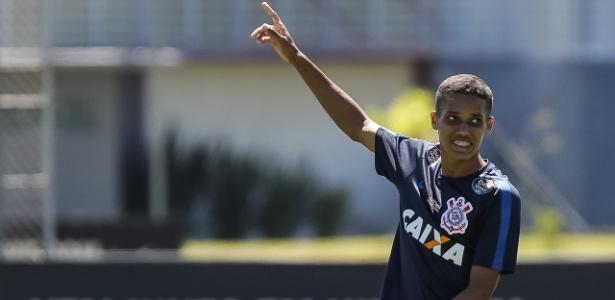 Pedrinho ganhará a primeira chance como titular do Corinthians - Rodrigo Gazzanel / Agência Corinthians