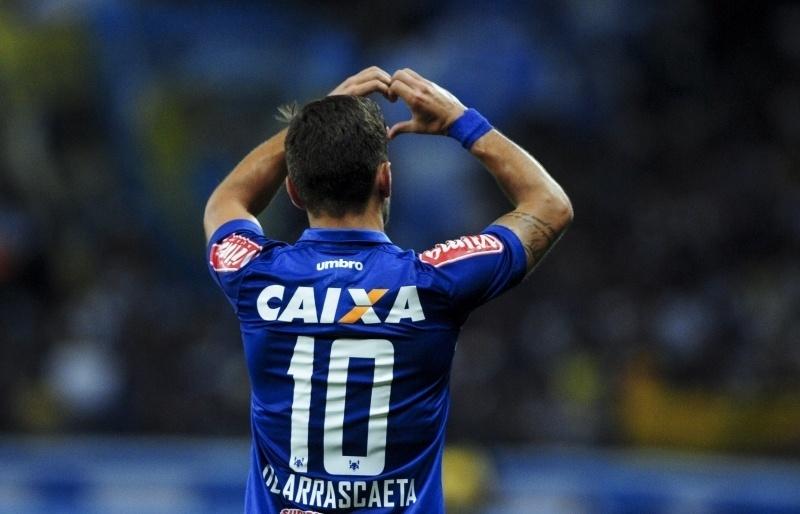 de38434324 Arrascaeta fica a um jogo de igualar Montillo na história do Cruzeiro -  Esporte - BOL
