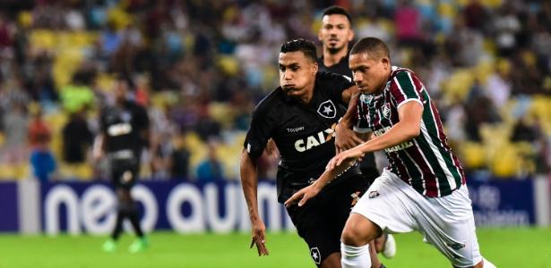 Botafogo e Fluminense se enfrentarão neste sábado no Maracanã