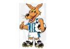 Marca de cueca tenta barrar imagem de mascote do Paysandu (Foto: Reprodução)