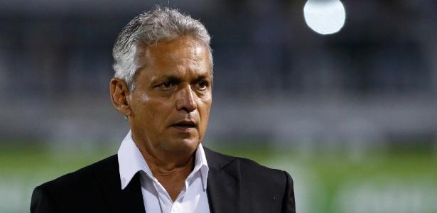Rueda em ação pelo Flamengo; técnico não respondeu claramente contatos do clube