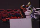 """""""O que a minha equipe fez é uma tristeza"""", diz Massa após violência no kart - Reprodução/SporTV"""
