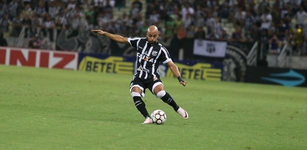 Romário foi o líder de assistências do Ceará na última Série B